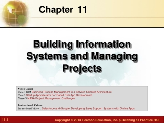 Designing and Building Web Based Information Systems: Software