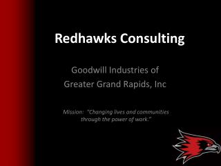 Redhawks Consulting