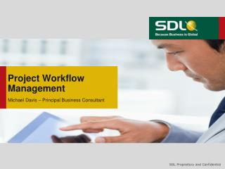 Project Workflow Management
