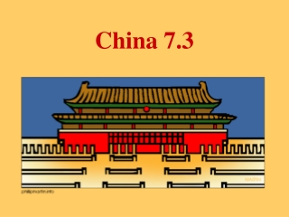 China 7.3