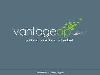 getting startups started