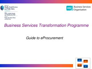 Business Services Transformation Programme
