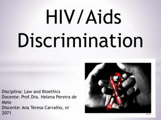 HIV/Aids Discrimination