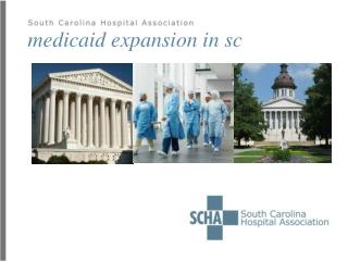 m edicaid  expansion in sc