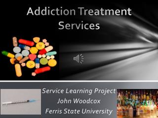 Addiction Treatment Services