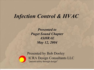 Infection Control  HVAC