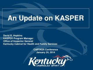 An Update on KASPER