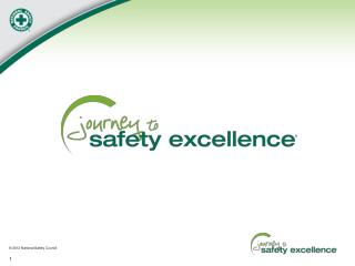 What is the Journey to Safety Excellence (JSE)?
