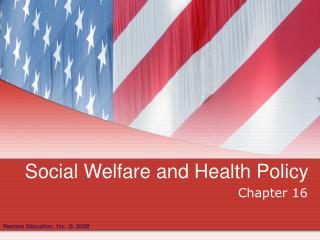 Social Welfare and Health Policy