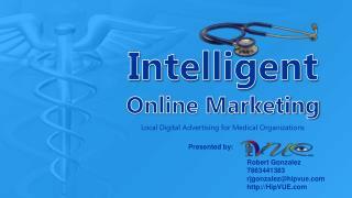 Intelligent Online Marketing