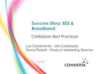 Caribbean Best Practices