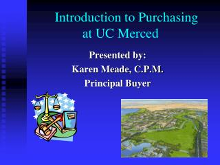 Introduction to Purchasing   at UC Merced