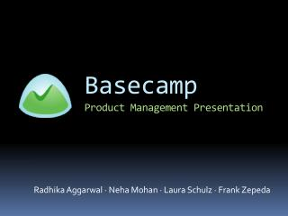 Basecamp Product Management Presentation