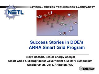 Success Stories in DOE's ARRA Smart Grid Program