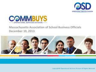 Massachusetts Association of School Business  Officials December 10, 2013