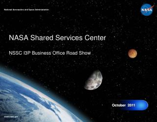 NASA Shared Services Center