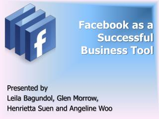 Facebook as  a  Successful Business Tool