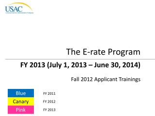 FY 2013 (July 1, 2013 – June 30, 2014)