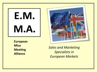 Sales and Marketing Specialists in European Markets