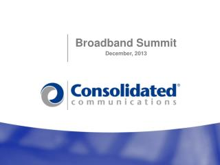 Broadband Summit