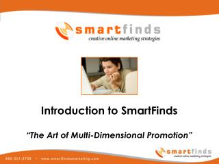 SmartFinds Internet Marketing Digital Marketing Agency