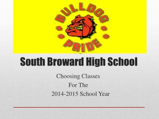 South Broward High School