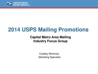 2014 USPS Mailing Promotions