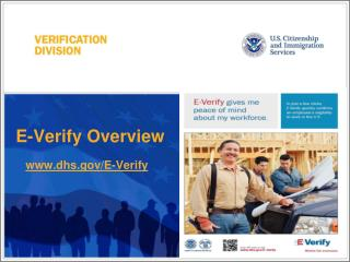E-Verify Overview