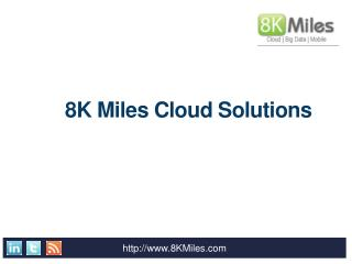 8K Miles  Cloud Solutions