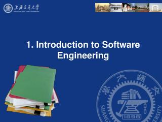 1. Introduction to Software Engineering