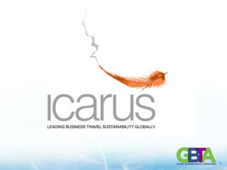 Sustainability in Corporate                                     Travel  &  Meetings Project ICARUS