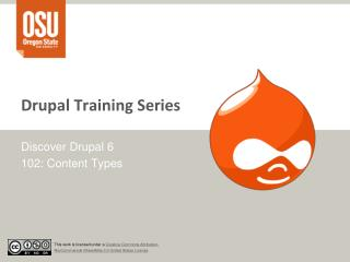 Drupal Training Series
