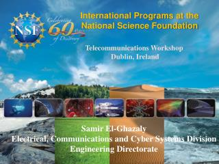 International Programs at  the National Science Foundation