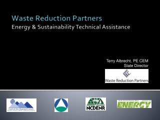 Waste Reduction Partners Energy & Sustainability Technical Assistance