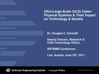 Ultra-Large-Scale (ULS) Cyber-Physical Systems & Their Impact on Technology & Society