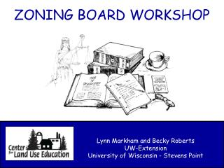 ZONING BOARD WORKSHOP