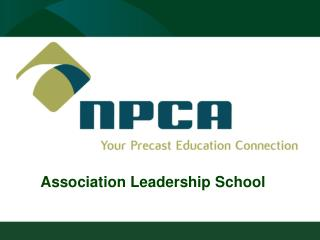 Association Leadership School