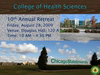 College of Health Sciences