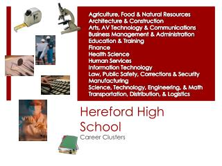 Hereford High School