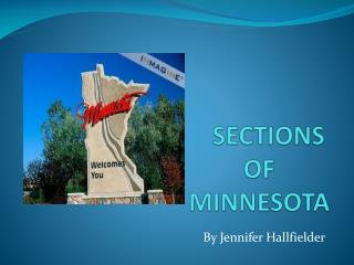 SECTIONS  OF  MINNESOTA
