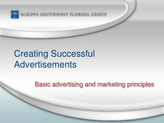 Creating Successful Advertisements