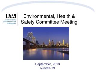 Environmental, Health & Safety Committee Meeting
