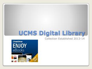 UCMS Digital Library