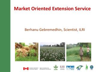 Market  Oriented Extension Service