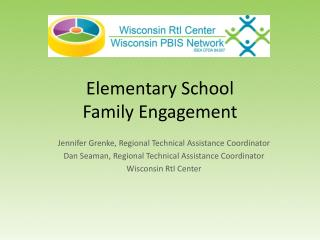 Elementary School Family Engagement