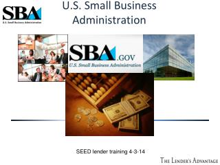U.S . Small  Business Administration