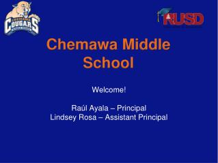 Chemawa Middle School