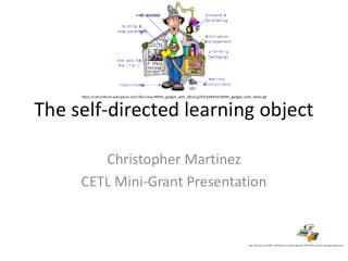 The self- directed learning object