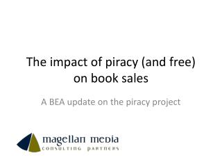 The impact of piracy (and free) on book sales