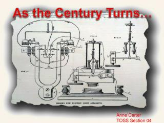 As the Century Turns…